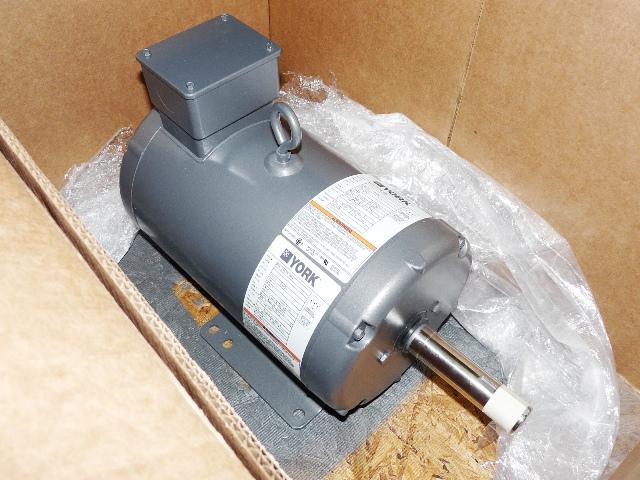 York Controls 024 25179 001 3hp 460v 3ph Motor Applied