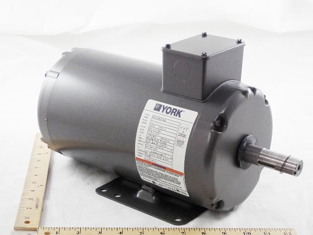 York Controls 024 30933 001 2hp 850rpm Fan Motor Applied