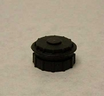 Remington McQuay 11014029514 Indoor Blower Bushing / Bearing  Black, left side only. PTAC**C and PTHP**C