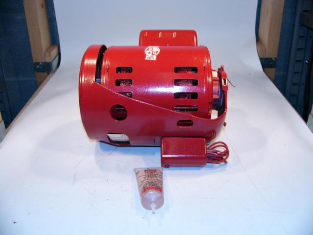 Bell gossett 111042 1 3 hp motor 115 230v for Bell gossett motors