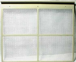 PART #: 12014073179 PTAC/HP-C Return Air Filter, 1-each 2 per unit required 668365800 same as 12014073179