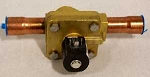 Daikn McQuay  330286102 VALVE SOLENOID 24V 1 1/8 ODF X 1 1/8 ODF - THIS ITEM IS OBSOLETE - NO REPLACEMENT - REPAIR KIT IS AVAILABLE FOR THIS VALVE SEE  Part Number KS30324 ***IMPORTANT NOTES: THE SOLENOID COIL FOR THIS VALVE IS 300037409.