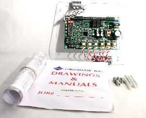 Daikin Mcquay 330580201 Control Retrft Kit Dms To D3 For