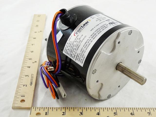 Lennox 43w49 1 5hp fan motor 100483 21 230v for Lennox furnace motor price