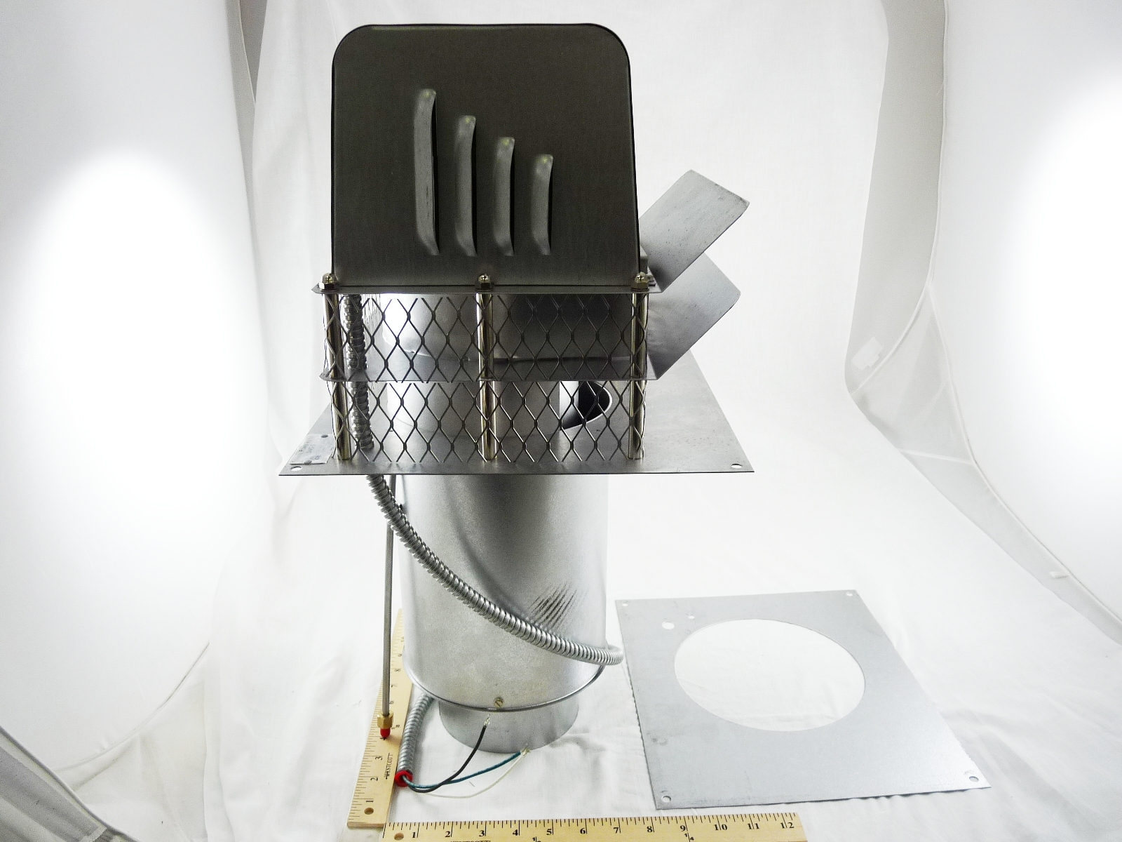 Field Controls 46230000 Swg 5 Power Vent 5 Quot