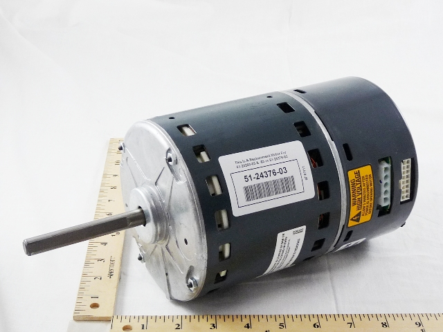 Rheem products 51 24376 03 1hp variable speed ecm motor for Variable speed ecm motor