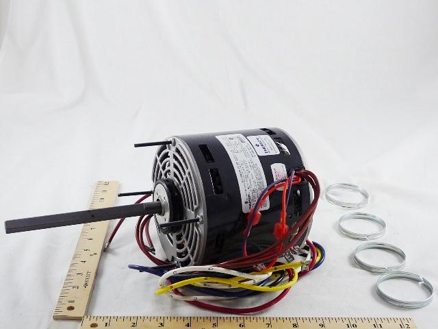 5840 emerson nidec us motor motors 5840 1 2hp 1075 4spd 115v 5 6\