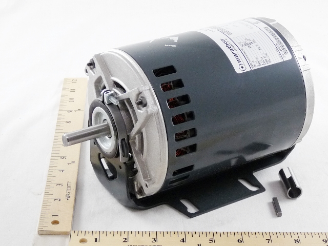 General electric products 5kh39qn9401ft 1 2hp 115v 1725rpm for Marathon motor cross reference