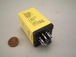 PART #: 735020813 RELAY SP NO 24V COIL REPLACES 350A208H13