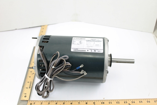 Carrier Products 09BB400483 208/230V 1075RPM 1HP MTR