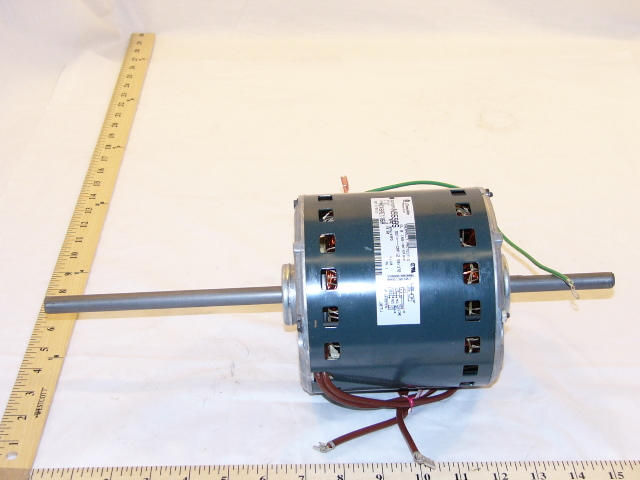 Carrier products hc45ae116 3 4hp 115v 1075rpm fan motor for Carrier ac fan motor