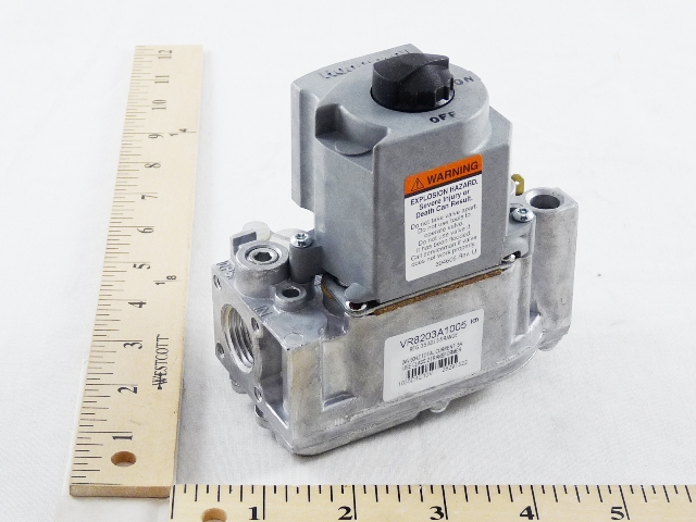 Honeywell vr8203a1005 24v ultrafryer gas valve this for Honeywell valve motor replacement
