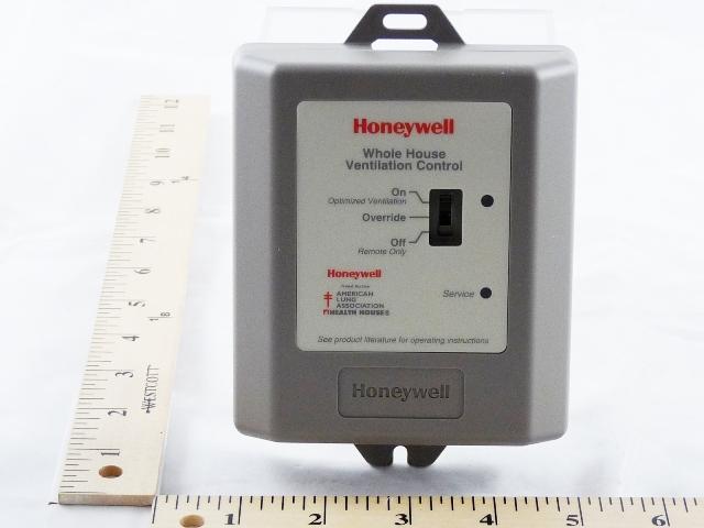 Honeywell Fresh Air Ventilation : Honeywell w a fresh air ventilation control
