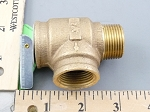 Teledyne Laars Controls A0063300 75# RELIEF VALVE