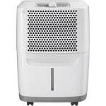 FRIGIDAIRE FAD301NUD DEHUMIDIFIER, 30 PINTS/DAY 1.4EEV, 115V, ENERGY STAR, MECH. CONTROLS, LOW TEMP OP. TO 43F