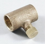 Daikin McQuay 022616000 FITTING NON-FERROUS TUBE COUPLING BRASS REPLACES 22616000