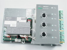 how to set the time on a daikin controller