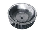 300039339K Indoor Blower Wheel: PTAC/PTHP B/B+ WITH SET SCREW - REQUIRED WHEN INSTALLING 300039336K MOTOR