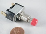 PART #: 735001109 SWITCH PUSH BUTTON RED REPLACES 350A011H09 350A983G05 735098305