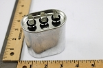 Carrier Parts P291-0773 7.5/7.5MFD 370V Oval Capacitor