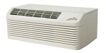 AMANA PTC093G35AXXX 9,000 BTU Packaged Terminal Air Conditioner with 208/230 V 3.5 kW 20A Electric Heater, R410A Refrigerant, 11.2 / 11.5  Energy Efficiency Ratio and DigiSmart Controls