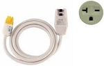GE® Zoneline® LCDI Cord - 20 Amp - 3.5 kW Heat - Required For All GE PTAC Purchases - Mfg #RAK3203A