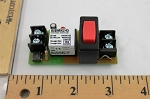 Trane Parts RLY2546 15aSPST+Override24VAC/DC Relay