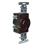 Daikin McQuay 047139802 RECEPTACLE 20A 277V  Nema 7-20R  ***IMPORTANT NOTES: REPLACES 802007514, 105542504, 105542513, 7621, EAGLE 834-B