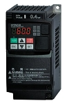 Hitachi Drives WJ200-001LF WJ200 Series Input Voltage 200-240 3 Phase Rated HP 1/8 HP (CT) CONSTANT TORQUE  1/4 HP VARIABLE TORQUE