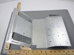 Amana 0121P00087 CONTROL PANEL Cover Sheet Metal