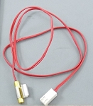 0130P00033 RED  THERMISTOR FOR INDOOR COIL AMANA PTC/PTH DIGISMART UNITS