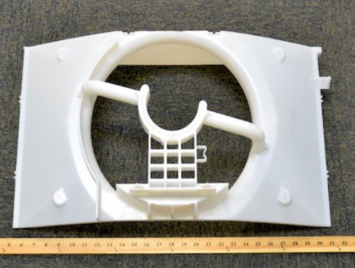 Goodman Amana PTAC Parts 0161P00053 Condenser Fan Shroud