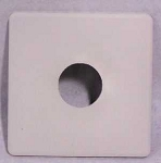 106510201 THERMOSTAT ADAPTER WALL PLATE