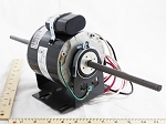 Liebert 124101P1S 1/6HP 208/230V Dbl Shaft Motor