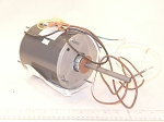 Emerson / Nidec-U.S. Motors 1868 K55HXTLM-9431 Condenser Fan Motor 3/4HP, 208-230Vac, Single Phase, 1075 RPM, 4.7 Amps, 48Y NEMA Frame Size, Totally Enclosed Air Over Enclosure, Self Aligning Ball Bearing, Stud Mount, 1/2