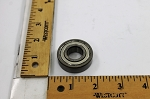 T.B.WOODS, BEARINGS, PULLEYS & ACCESSORIES 6203-ZZ 17mm dia. Dbl Shielded Bearing
