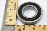 T.B.WOODS, BEARINGS, PULLEYS & ACCESSORIES 6207-2RSVC3 SHIELDED BEARING RUBBER SHIELD