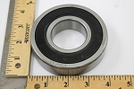 T.B.WOODS, BEARINGS, PULLEYS & ACCESSORIES 6309-2RSVC3 SHIELDED BEARING RUBBER SEAL