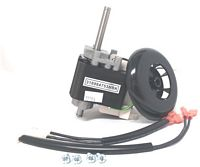 NBK 12264 DRAFT INDUCER MOTOR *** Replaces / Equivalent to CARRIER BRYANT 318984753, 318984-753 FASCO 71582216, CARRIER 310371-752, 	HC15ZN012, HC21ZE115, HC21ZE117, HC21ZE117B J238-150-037751, J238-150220, EMERSON 3109, MARS 10704,ROBERTSHAW 33-620, JAKE