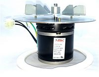NBK 20136 BLOWER MOTOR, EXHAUST *** Replaces / Equivalent to WHITFIELD 12150011 ***