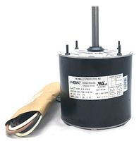NBK 20222 MULTI PURPOSE MOTOR 208-230V, 1075 RPM 9723 *** Replaces / Equivalent to NEW CENTURY 9723 ***