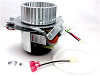 NBK 20390 BLOWER MOTOR 115V *** Replaces / Equivalent to CARRIER 326628-762  PACKARD 66762 ***