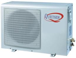 QSHE-091 / QSHC - 091 9,000 BTU Quietside Heat Pump System