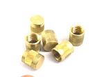 Daikin McQuay CD2245 RND BRASS CAP WITH NEOPR 6/PKG