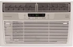 FRIGIDAIRE FRA086AT7 ROOM AIR MINI-COMPACT 8,000 BTUH, 115V, 10.8 EER, 13.4