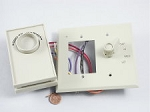 Daikin McQuay 038684300 CONTROL TEMP. REPLACES 386843B-00  31976 + 50/+ 90F FIX 277VAC * 4.1 FL