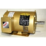 BALDOR EM3157T MOTOR 2 HP 1800RPM 208-230/460 3PH ODP PREMIUM  EFFICENCY 4 POLE 145T FRAME SERIALIZED MOTOR  Daikin McQuay  205163500  Replaces: A.O. Smith, Baldor, Century, Magnetek, Daikin McQuay 34928700, R147, E102, TO111, 121005, 205163501, 3N392, 5N