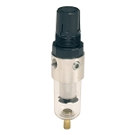PARKER - WATTS  B548-02DHCSSB548 Series Integral Filter Regulators with a 0-125 psi Pressure Range, 150 psi Max Inlet, 40 SCFM Max Flow, 2 x 1/8