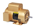Baldor EL11301 Motor 115-230V  .33HP, 1740RPM, 1PH, 60HZ, 56, 3418LC, ODP, F1
