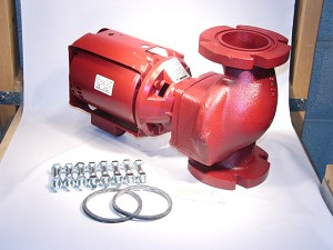 ARMSTRONG S-45BF STOCK # 174036-113 S-45 CIRCULATOR, 25HP, 115V-60-1 BRONZE  FITTED WITH GASKETS AND BOLTS